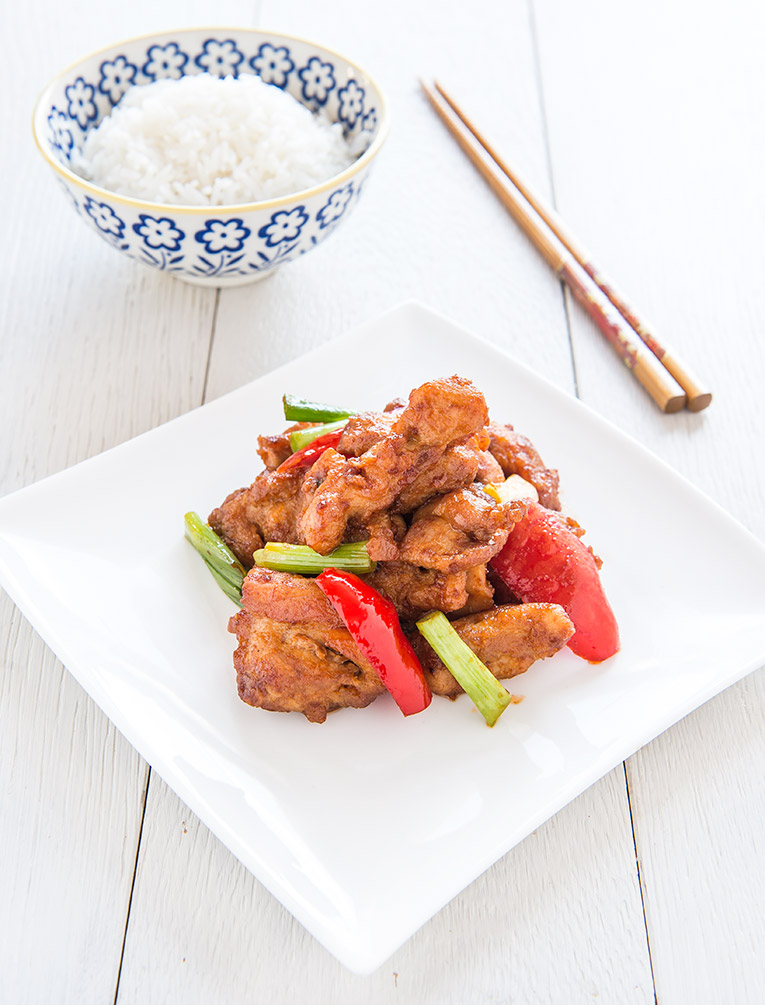 Authentic General Tso Chicken Recipe