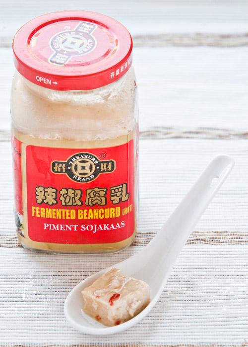 fermented beancurd