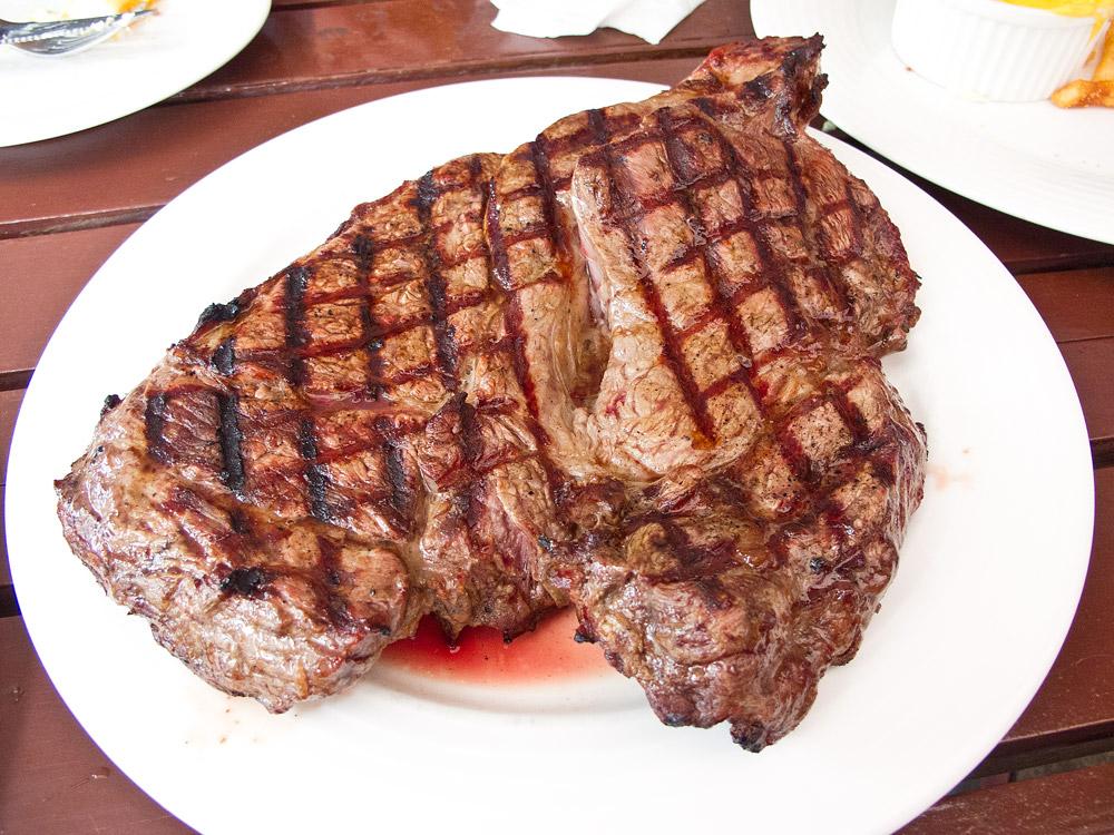 Longhorn 96 Steakhouse Restaurant