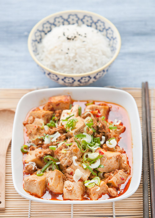 ma po tofu sichuan recipe