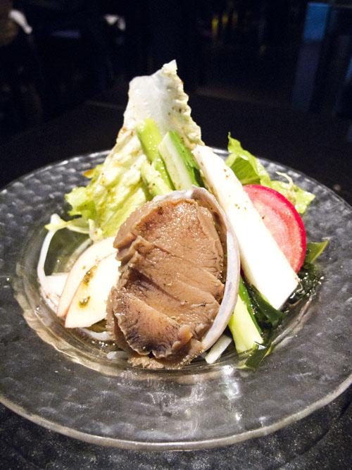 Mitsui Abalone Salad