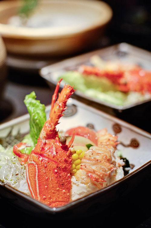 Mitsui Lobster Salad